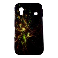 Fractal Flame Light Energy Samsung Galaxy Ace S5830 Hardshell Case