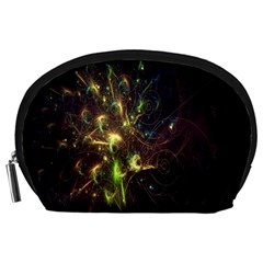 Fractal Flame Light Energy Accessory Pouches (Large)