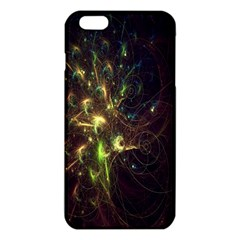Fractal Flame Light Energy iPhone 6 Plus/6S Plus TPU Case