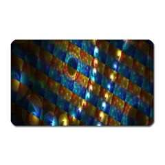 Fractal Fractal Art Digital Art  Magnet (Rectangular)