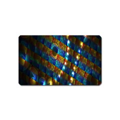 Fractal Fractal Art Digital Art  Magnet (Name Card)