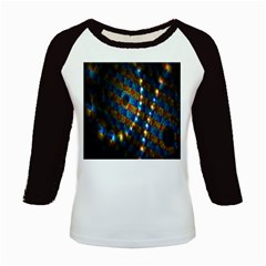 Fractal Fractal Art Digital Art  Kids Baseball Jerseys