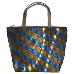 Fractal Fractal Art Digital Art  Bucket Bags