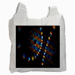 Fractal Fractal Art Digital Art  Recycle Bag (One Side)