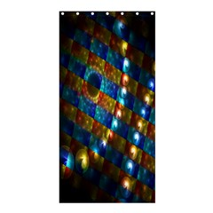 Fractal Fractal Art Digital Art  Shower Curtain 36  x 72  (Stall)