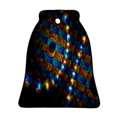 Fractal Fractal Art Digital Art  Ornament (Bell)