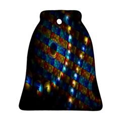 Fractal Fractal Art Digital Art  Bell Ornament (2 Sides)