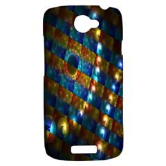 Fractal Fractal Art Digital Art  HTC One S Hardshell Case