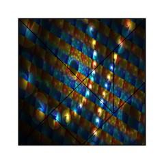 Fractal Fractal Art Digital Art  Acrylic Tangram Puzzle (6  x 6 )