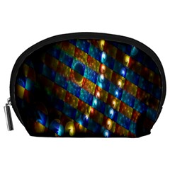 Fractal Fractal Art Digital Art  Accessory Pouches (Large)