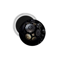 Fractal Sphere Steel 3d Structures  1.75  Magnets