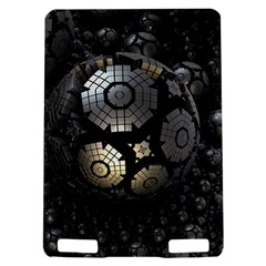 Fractal Sphere Steel 3d Structures  Kindle Touch 3G