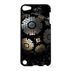 Fractal Sphere Steel 3d Structures  Apple iPod Touch 5 Hardshell Case