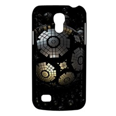Fractal Sphere Steel 3d Structures  Galaxy S4 Mini