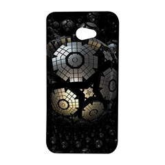 Fractal Sphere Steel 3d Structures  HTC Butterfly S/HTC 9060 Hardshell Case