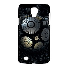 Fractal Sphere Steel 3d Structures  Galaxy S4 Active