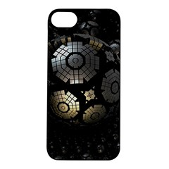 Fractal Sphere Steel 3d Structures  Apple iPhone 5S/ SE Hardshell Case