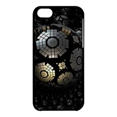 Fractal Sphere Steel 3d Structures  Apple iPhone 5C Hardshell Case