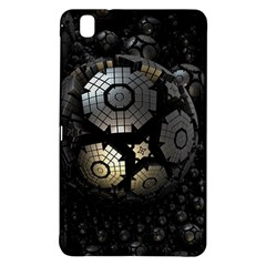 Fractal Sphere Steel 3d Structures  Samsung Galaxy Tab Pro 8.4 Hardshell Case