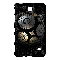 Fractal Sphere Steel 3d Structures  Samsung Galaxy Tab 4 (8 ) Hardshell Case