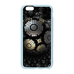 Fractal Sphere Steel 3d Structures  Apple Seamless iPhone 6/6S Case (Color)