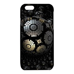 Fractal Sphere Steel 3d Structures  iPhone 6/6S TPU Case