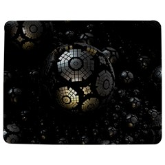 Fractal Sphere Steel 3d Structures  Jigsaw Puzzle Photo Stand (Rectangular)