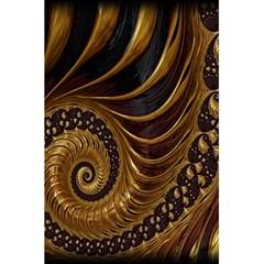 Fractal Spiral Endless Mathematics 5.5  x 8.5  Notebooks