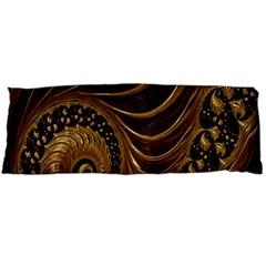 Fractal Spiral Endless Mathematics Body Pillow Case (Dakimakura)