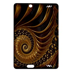 Fractal Spiral Endless Mathematics Amazon Kindle Fire HD (2013) Hardshell Case