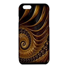 Fractal Spiral Endless Mathematics iPhone 6/6S TPU Case