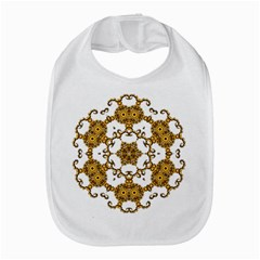 Fractal Tile Construction Design Bib