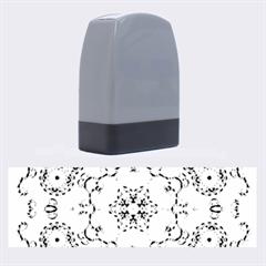 Fractal Tile Construction Design Name Stamps