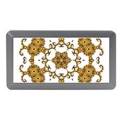 Fractal Tile Construction Design Memory Card Reader (Mini)