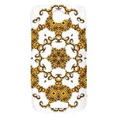 Fractal Tile Construction Design HTC One S Hardshell Case
