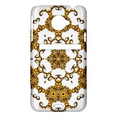 Fractal Tile Construction Design HTC Evo 4G LTE Hardshell Case