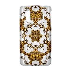 Fractal Tile Construction Design HTC Evo Design 4G/ Hero S Hardshell Case