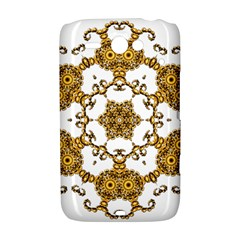 Fractal Tile Construction Design HTC ChaCha / HTC Status Hardshell Case