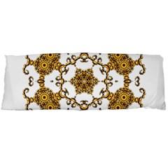 Fractal Tile Construction Design Body Pillow Case (Dakimakura)