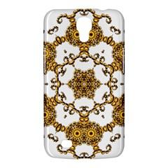 Fractal Tile Construction Design Samsung Galaxy Mega 6.3  I9200 Hardshell Case