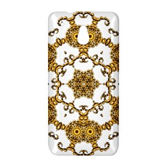 Fractal Tile Construction Design HTC One Mini (601e) M4 Hardshell Case