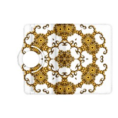 Fractal Tile Construction Design Kindle Fire HD (2013) Flip 360 Case