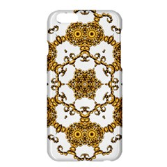 Fractal Tile Construction Design Apple iPhone 6 Plus/6S Plus Hardshell Case