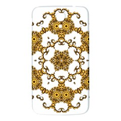 Fractal Tile Construction Design Samsung Galaxy Mega I9200 Hardshell Back Case