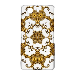 Fractal Tile Construction Design Sony Xperia Z3 Compact