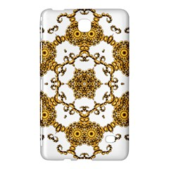 Fractal Tile Construction Design Samsung Galaxy Tab 4 (7 ) Hardshell Case