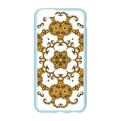 Fractal Tile Construction Design Apple Seamless iPhone 6/6S Case (Color)