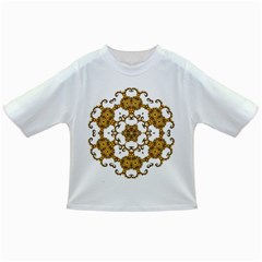 Fractal Tile Construction Design Infant/Toddler T-Shirts