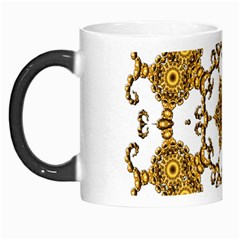 Fractal Tile Construction Design Morph Mugs