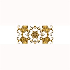 Fractal Tile Construction Design Large Bar Mats